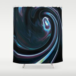 Electron Shower Curtain
