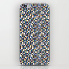 Color Block New iPhone & iPod Skin