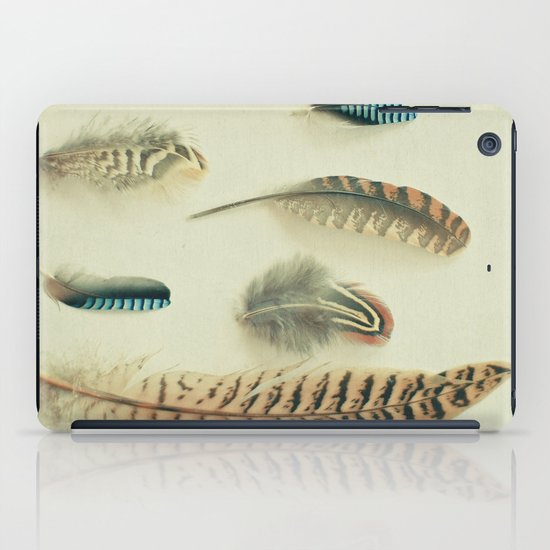 The Feather Collection iPad Case