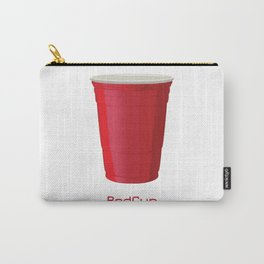 Red Cup Carry-All Pouch