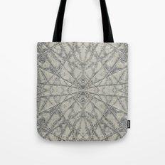 SnowFlake #2 Tote Bag