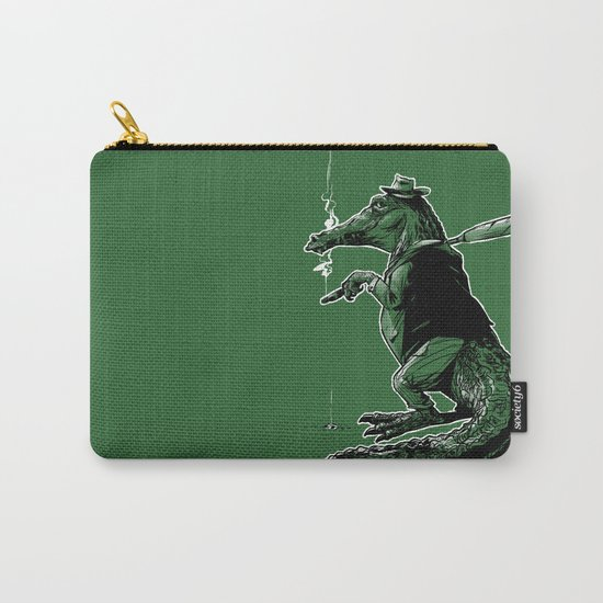 Go get some green, Green! Carry-All Pouch