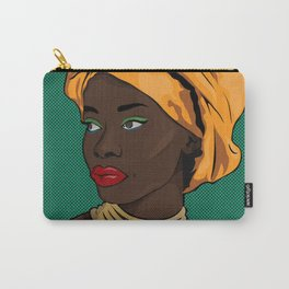 African women Carry-All Pouch