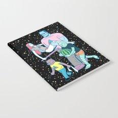 Midnight Parade Notebook