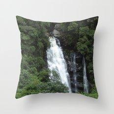 WATERFALL Throw Pillow