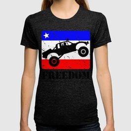FREEDOM! Pre-Runner T-shirt