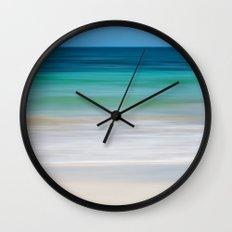 SEA ESCAPE Wall Clock