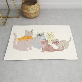 Accessory Cats Rug