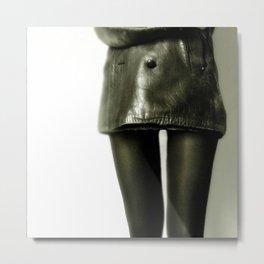 Legs: Models own. Jacket: Mine Metal Print
