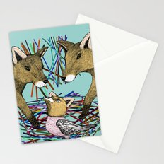 Cunning Disguise Stationery Cards