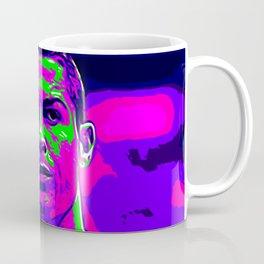 Ronaldo - Neon Coffee Mug