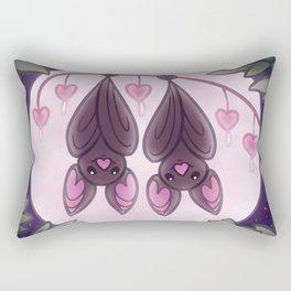 Love Bats Rectangular Pillow