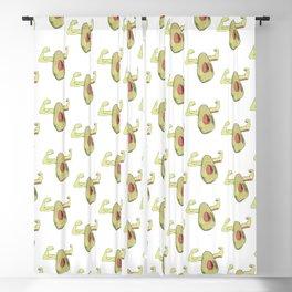 Strong Avocado Blackout Curtain