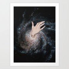 Messier 100 Art Print