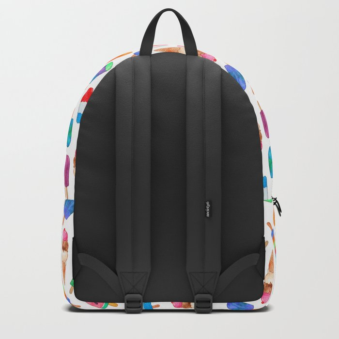 Summer Pops and Ice Cream Dreams Backpack