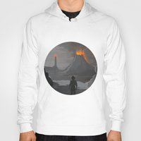 the lord of the rings Hoodies featuring Lord Of The Rings by ketizoloto