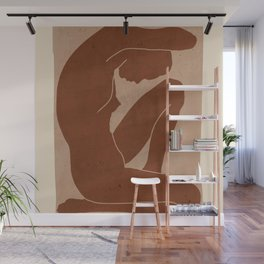 Abstract Nude Art Wall Mural