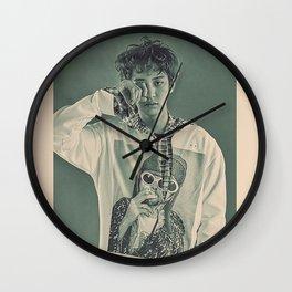 Elf PCY Wall Clock