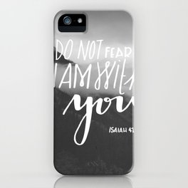 No Fear iPhone Case