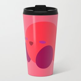 Kirby(Smash)Red Travel Mug