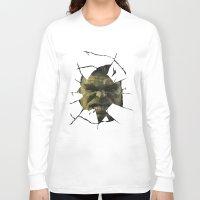 hulk Long Sleeve T-shirts featuring Hulk by s2lart