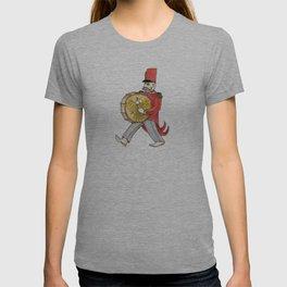 López, bass drum T-shirt