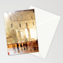 Jerusalem - The Western Wall - Kotel #2 Stationery Cards