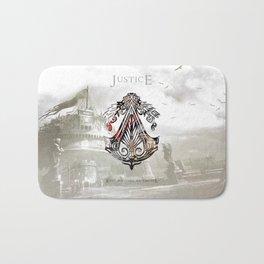 Ezio Auditore Da Firenze - Justice Bath Mat