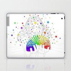 Rainbow Spring - Colors Decompressed Laptop & iPad Skin