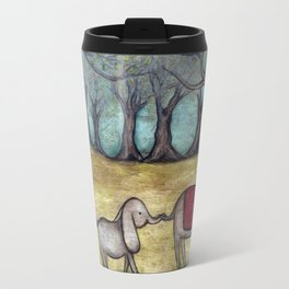I've Got You By The Tail Travel Mug
