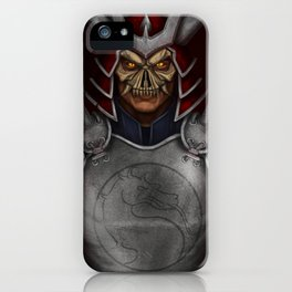 Kahn iPhone Case