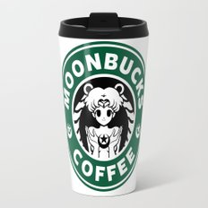 Moonbucks Coffee Travel Mug