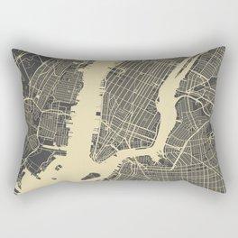 New York #1 Rectangular Pillow