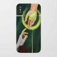 """dragon age iPhone & iPod Cases featuring Dragon Age Inquisition - Hope by Barbara """"Yuhime"""" Wyrowińska"""
