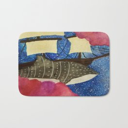 Sky Sailing Bath Mat