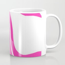 Henri Matisse, Rose Freedom, Nude (Pink Freedom, Nude) lithograph modernism portrait painting Coffee Mug