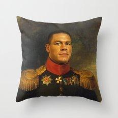 John Cena - replaceface Throw Pillow