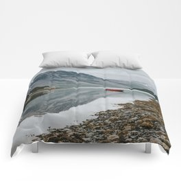 Norway I - Landscape and Nature Photography Comforters