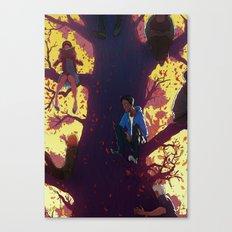 Communitree Canvas Print