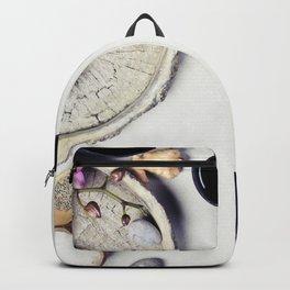 spa background Backpack