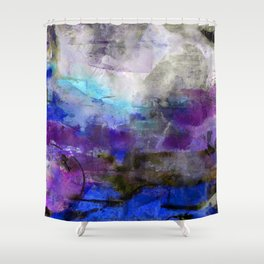 Dream Encounters No.12B by Kathy Morton Stanion Shower Curtain