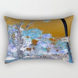 Churchyard  Rectangular Pillow