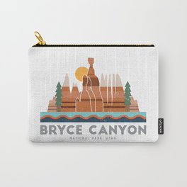 Bryce Canyon National Park Utah Graphic Carry-All Pouch