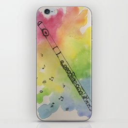 Just Flutiful iPhone Skin