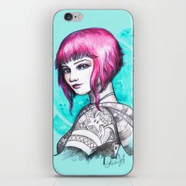 Ramona Flowers iPhone Skin