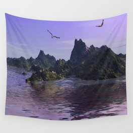 Inlet Wall Tapestry