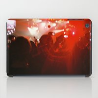 concert iPad Cases featuring concert by Alexandra Bauer
