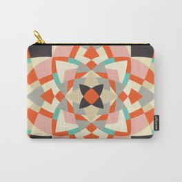 Southwest Quilt #1 Carry-All Pouch