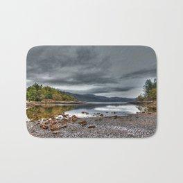 Beautiful landscape Argyll in Scotland Bath Mat