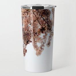 Flowers in the sky Travel Mug